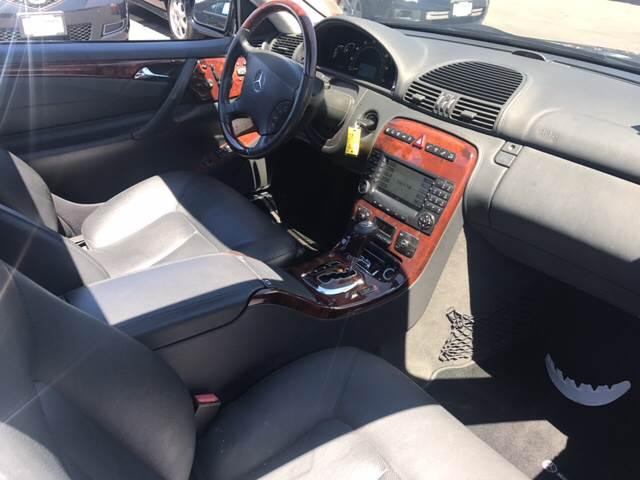2005 Mercedes-Benz CL-Class CL 500 2dr Coupe - Auburn WA