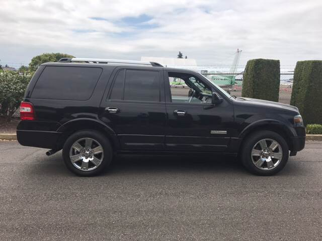 2008 Ford Expedition 4x2 Limited 4dr SUV - Auburn WA