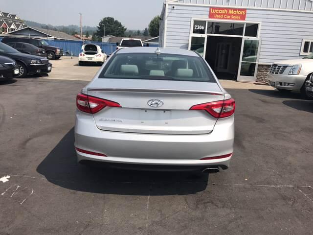 2015 Hyundai Sonata SE 4dr Sedan - Auburn WA