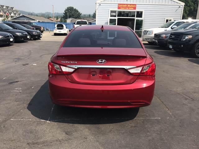 2011 Hyundai Sonata GLS 4dr Sedan - Auburn WA