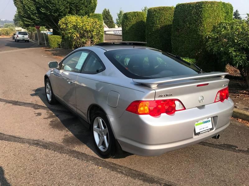 2004 Acura RSX 2dr Hatchback - Auburn WA