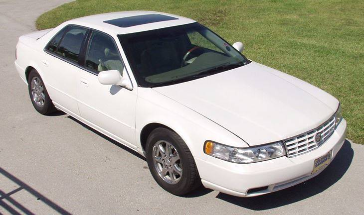 2000 Cadillac Seville SLS 4dr Sedan In Auburn WA - Lucash Motors