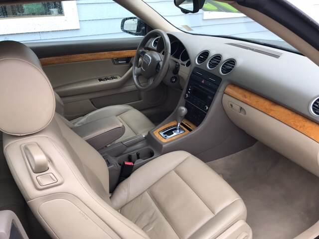 2009 Audi A4 2.0T 2dr Convertible CVT - Auburn WA