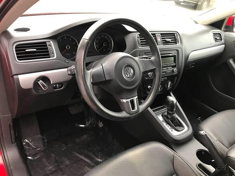 2013 Volkswagen Jetta SE PZEV 4dr Sedan 6A - Auburn WA