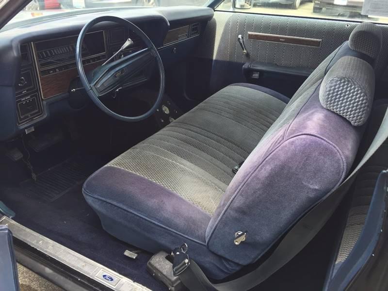 1973 Ford Galaxie 500 Hardtop 2dr Coupe - Auburn WA
