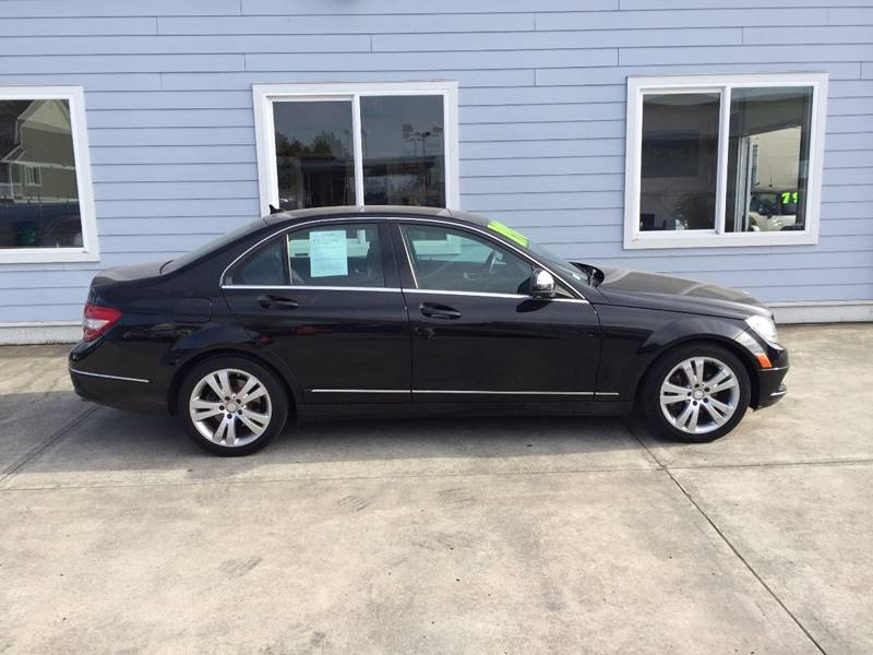 2008 Mercedes-Benz C-Class AWD C 300 Luxury 4MATIC 4dr Sedan - Auburn WA