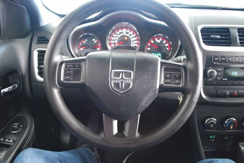 2014 Dodge Avenger SE 4dr Sedan - Rome GA