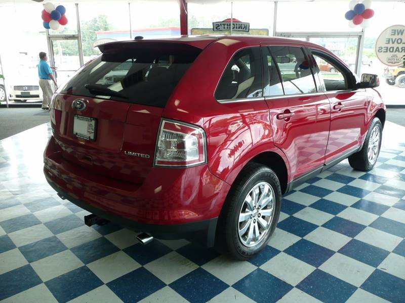 2010 Ford Edge Limited 4dr Crossover - Rome GA