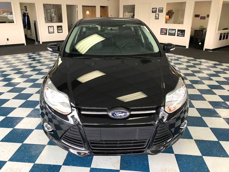 2014 Ford Focus SE 4dr Hatchback - Rome GA