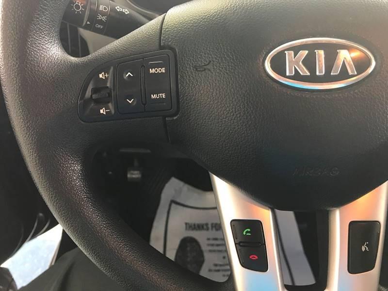 2011 Kia Sportage LX 4dr SUV - Rome GA