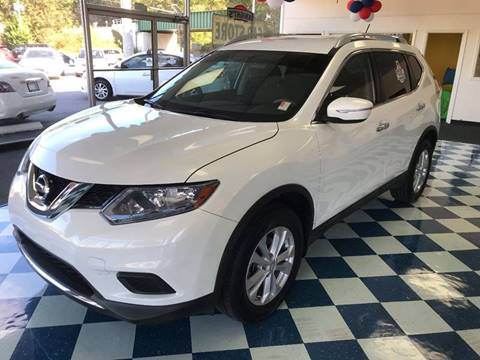 2014 Nissan Rogue for sale in Rome, GA