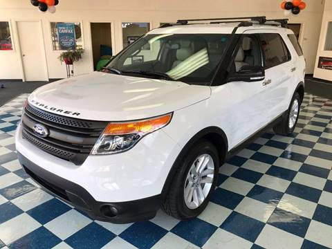 2013 Ford Explorer for sale in Rome, GA