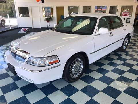 2009 Lincoln Town Car for sale in Rome, GA