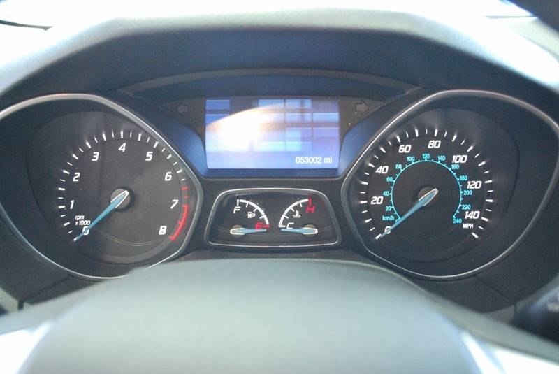 2014 Ford Focus SE 4dr Sedan - Rome GA