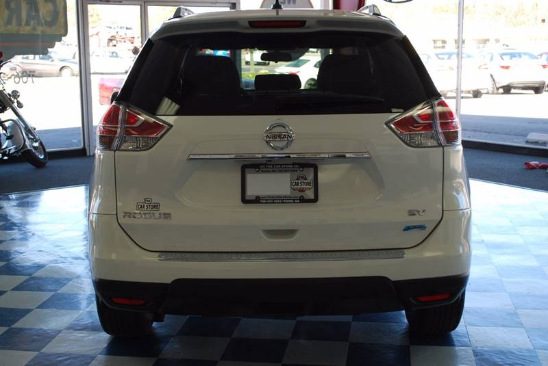 2014 Nissan Rogue SV 4dr Crossover - Rome GA