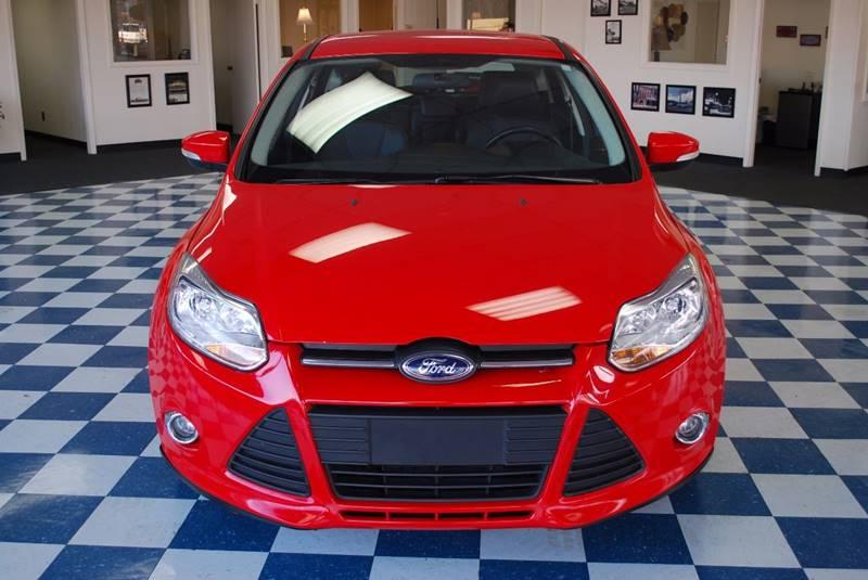 2013 Ford Focus SE 4dr Hatchback - Rome GA