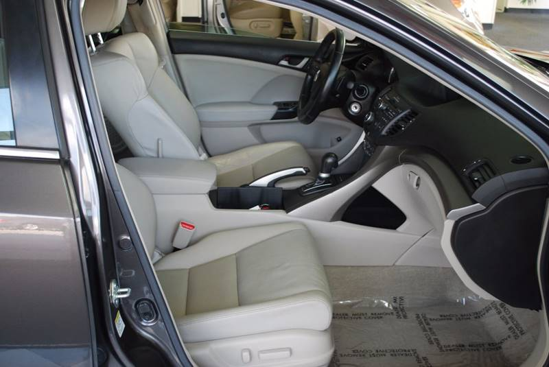 2009 Acura TSX 4dr Sedan 5A - Rome GA