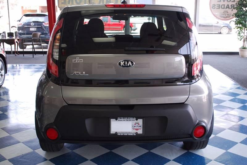 2015 Kia Soul 4dr Wagon 6A - Rome GA