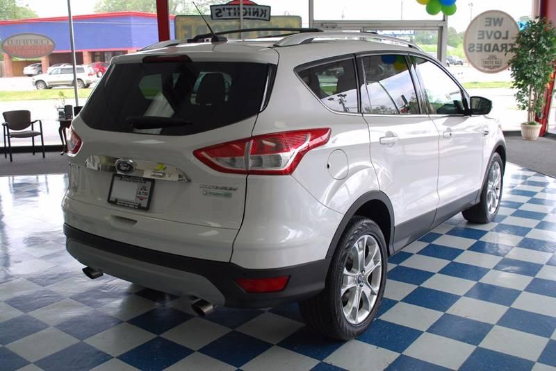 2014 Ford Escape Titanium 4dr SUV - Rome GA