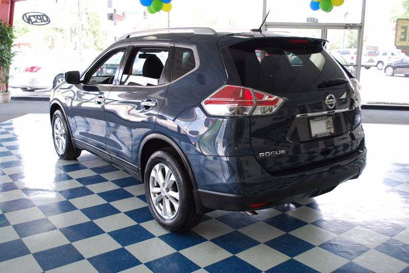 2016 Nissan Rogue SV 4dr Crossover - Rome GA