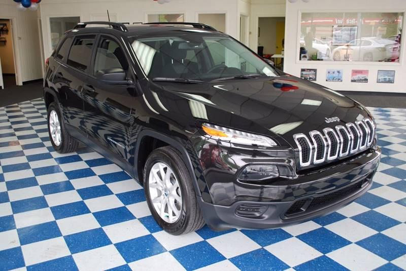 2016 Jeep Cherokee Sport 4dr SUV - Rome GA