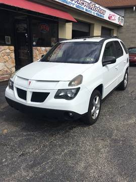 2005 Pontiac Aztek for sale in Pittsburgh, PA