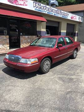 2003 Mercury Grand Marquis for sale in Pittsburgh, PA