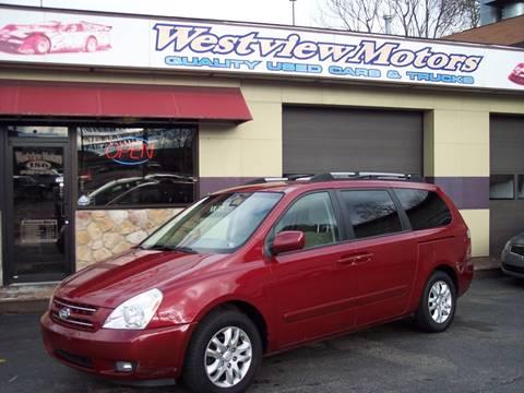 2008 Kia Sedona for sale in Pittsburgh, PA
