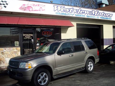 2002 Ford Explorer for sale in Pittsburgh, PA