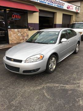 2009 Chevrolet Impala for sale in Pittsburgh, PA