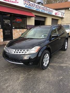 2007 Nissan Murano for sale in Pittsburgh, PA