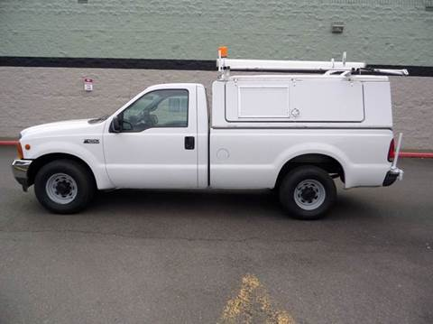 1999 Ford F-250 Super Duty for sale in Corvallis, OR