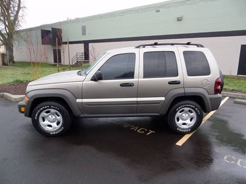 2006 Jeep Liberty for sale in Corvallis, OR