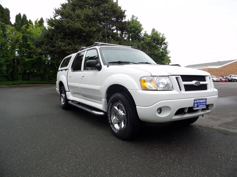 2005 Ford Explorer Sport Trac 4dr Adrenalin 4wd Crew Cab