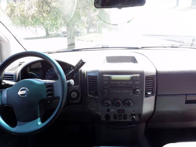 2007 Nissan Titan XE 4dr King Cab SB In Corvallis OR - Al Hutchinson
