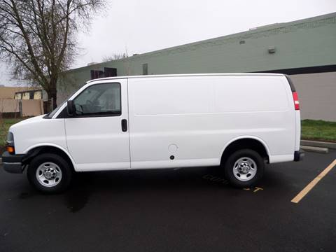 2011 Chevrolet Express Cargo for sale in Corvallis, OR