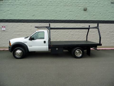 2007 Ford F-450 Super Duty for sale in Corvallis, OR