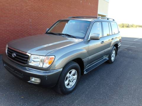 2000 Toyota Land Cruiser For Sale In West Point, MS
