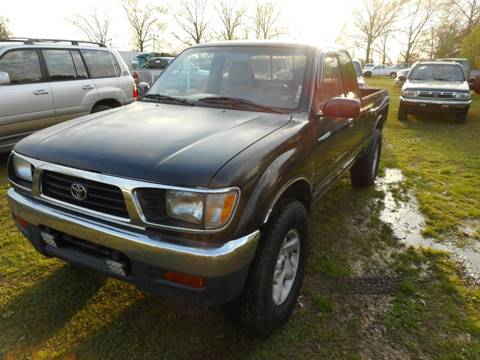 1997 Toyota Tacoma for sale in West Point, MS