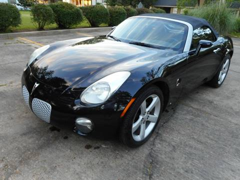 2006 Pontiac Solstice for sale in West Point, MS