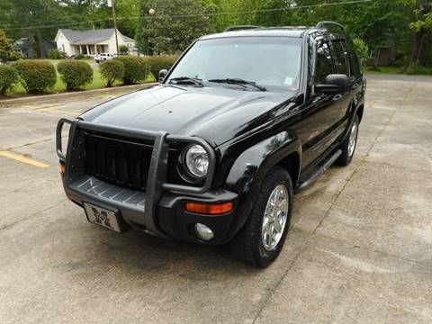 2004 Jeep Liberty for sale in West Point, MS