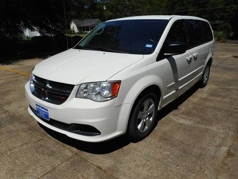 2013 Dodge Grand Caravan for sale in West Point, MS