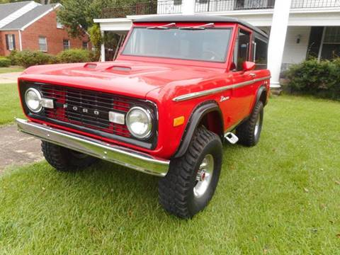 1976 Ford Bronco for sale in West Point, MS