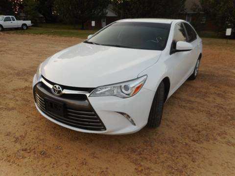 2016 Toyota Camry for sale in West Point, MS