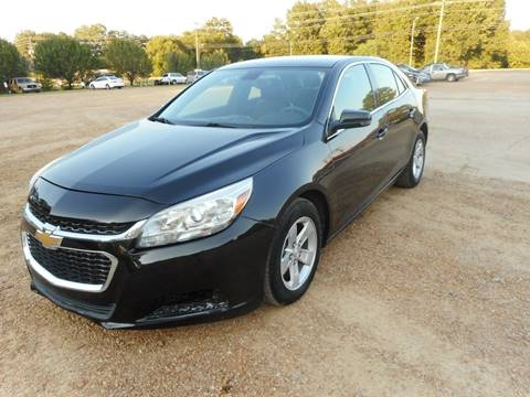 2014 Chevrolet Malibu for sale in West Point, MS