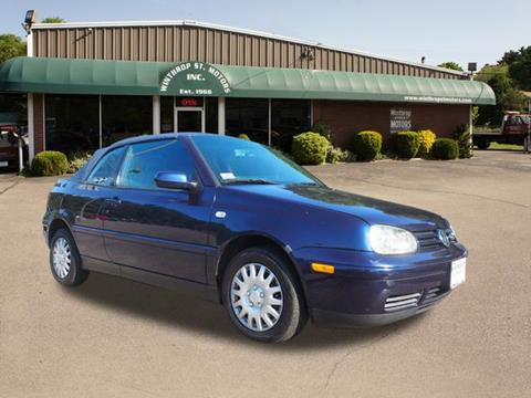 used 2002 volkswagen cabrio for sale in new jersey - carsforsale®