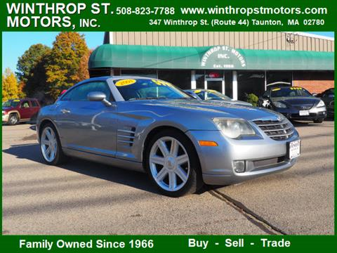 2004 Chrysler Crossfire for sale in Taunton, MA
