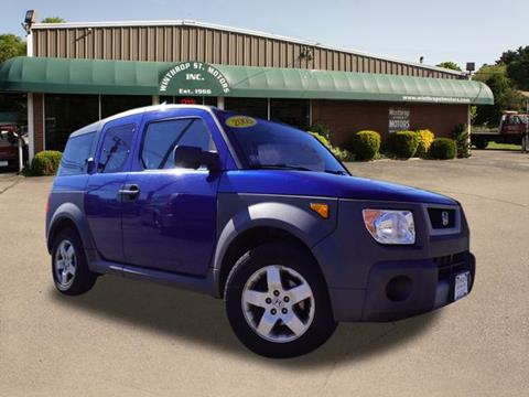 2005 Honda Element for sale in Taunton, MA