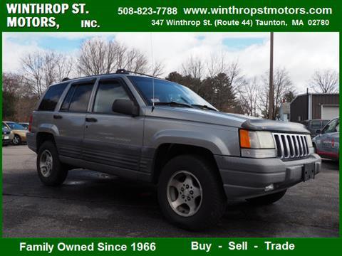1998 Jeep Grand Cherokee for sale in Taunton, MA