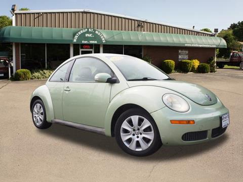 2008 Volkswagen New Beetle for sale in Taunton, MA